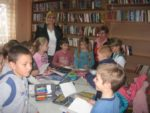 knižnica milota